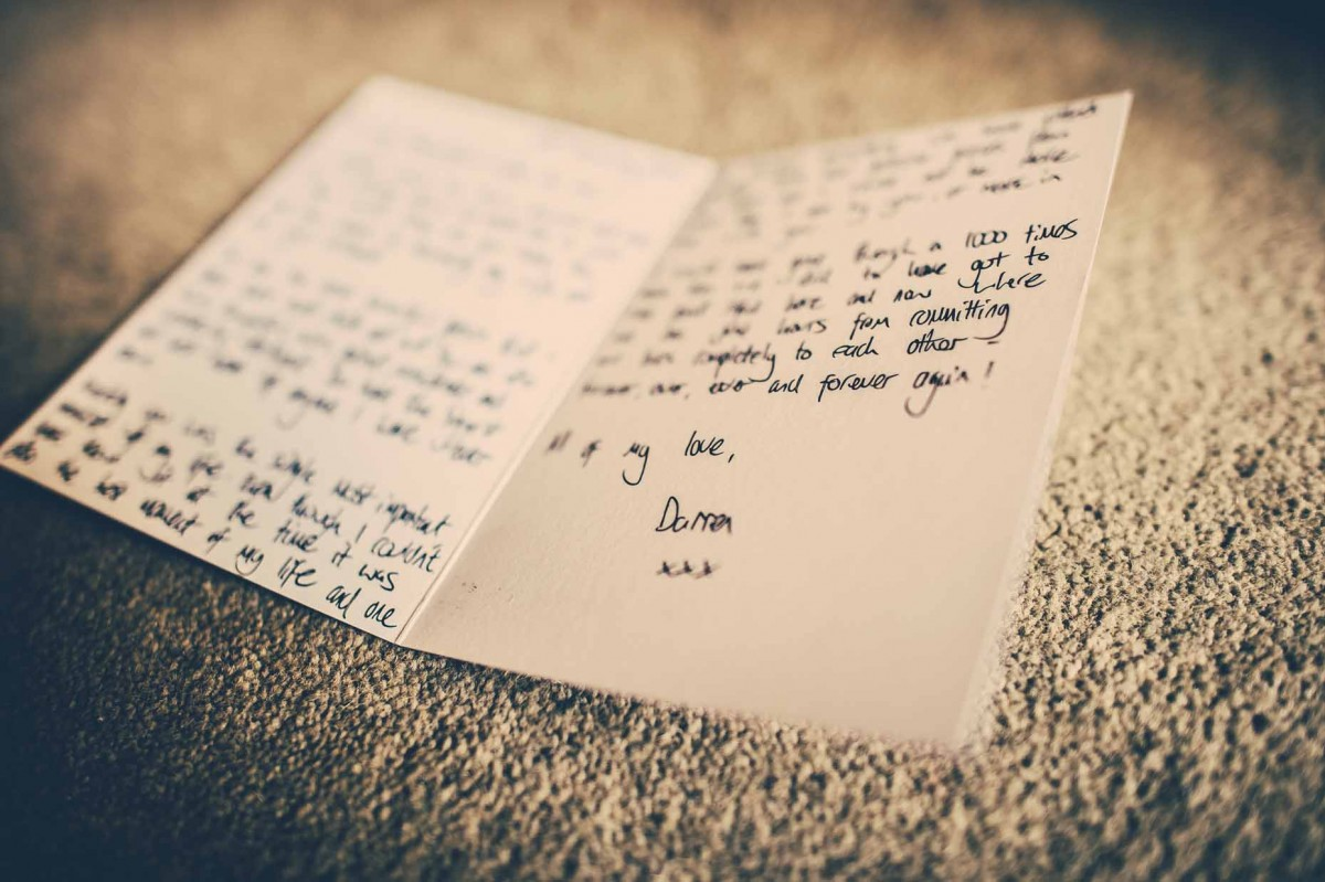 wedding-letter-GRW-Photography